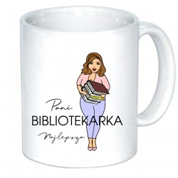 KUBEK Bibliotekarka