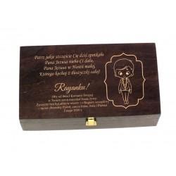 Pudełko wspomnień I Komunia...