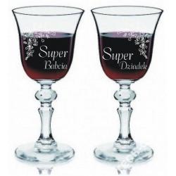 KIELISZKI do wina grawer...
