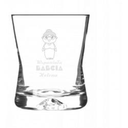 szklanka grawer dla babci...
